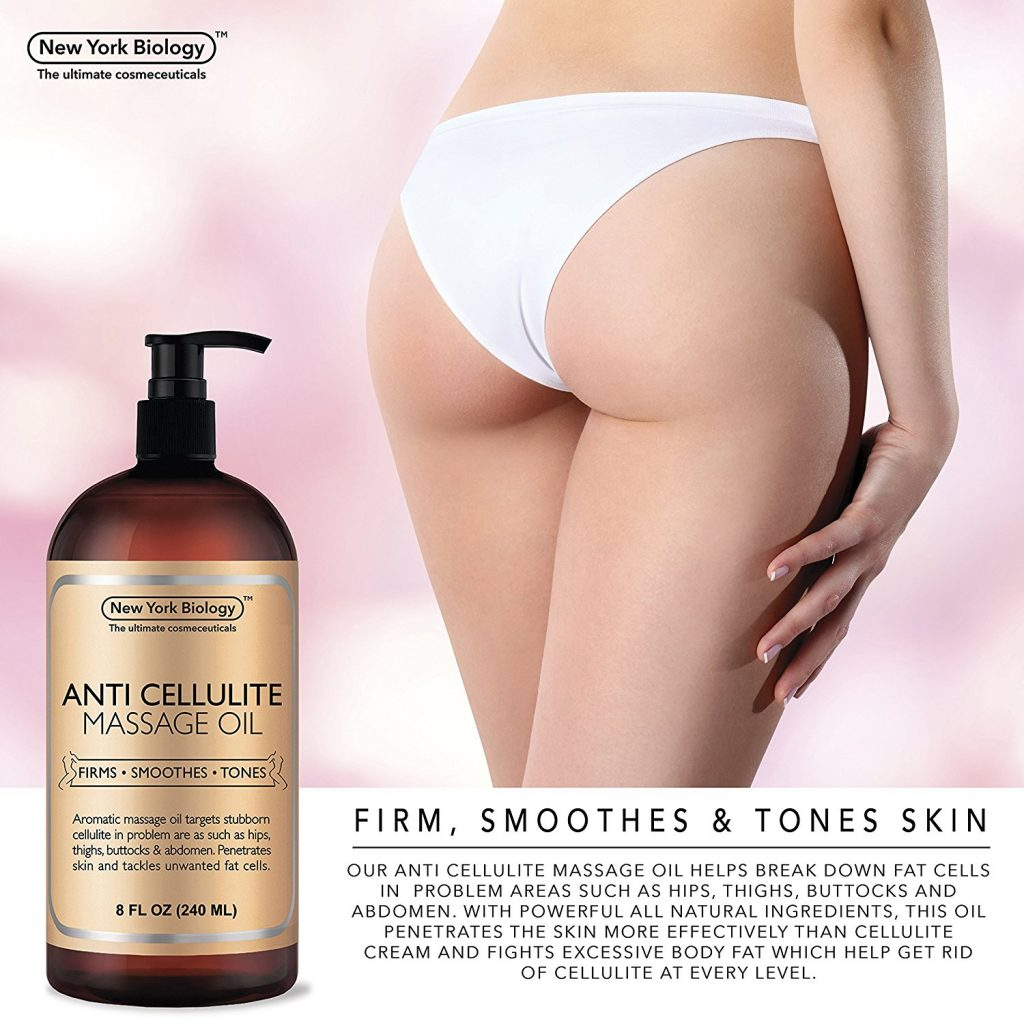 Benefits of the Anti Cellulite Massage Oil