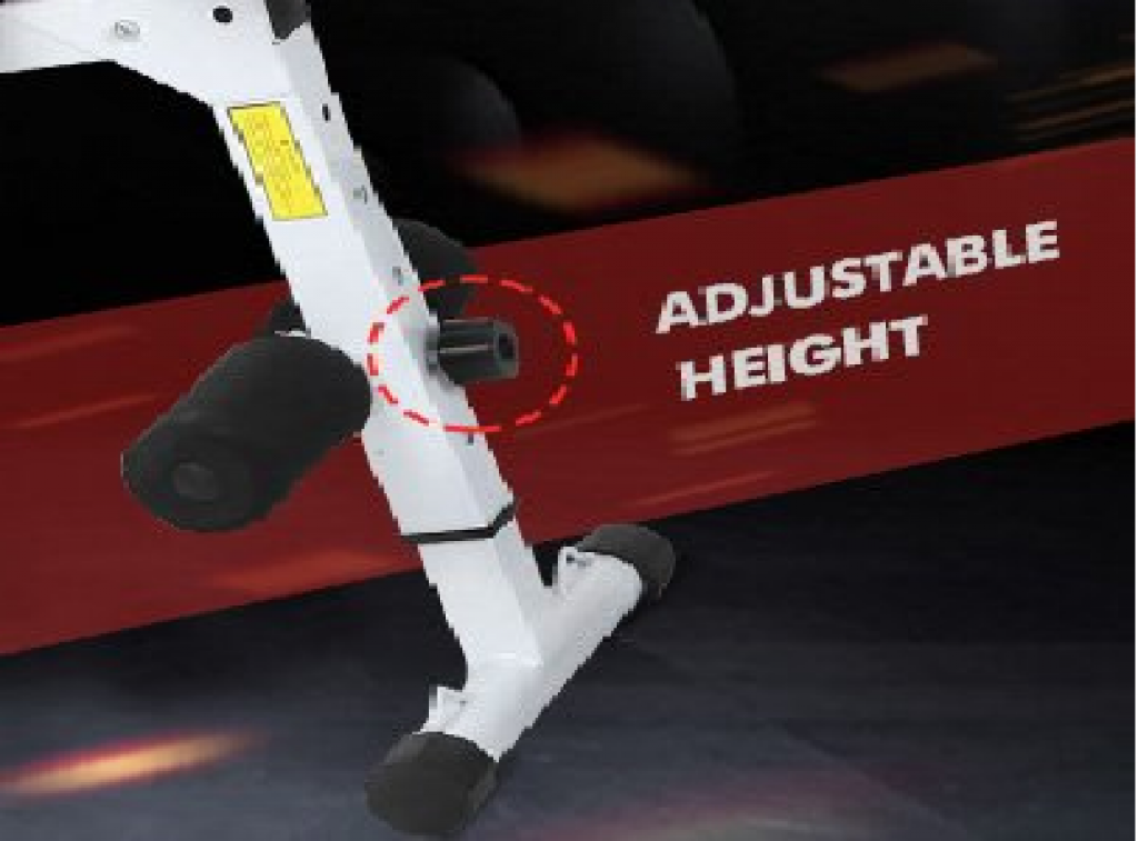 Adjustable Height and Grip Settings
