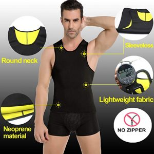 The Waist Trainer Vest Details
