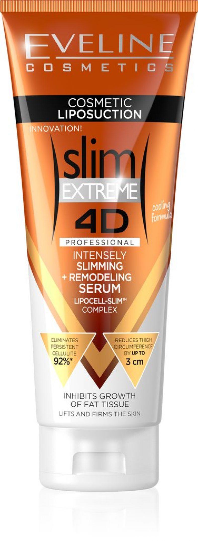 ed2f1e5d4c Eveline Cosmetics Slim Extreme 4D Liposuction Body Serum - Tummy Trimmers