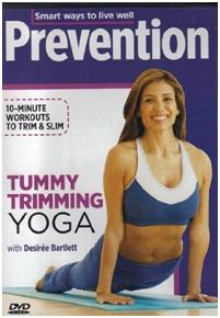 Tummy Trimming Yoga DVD