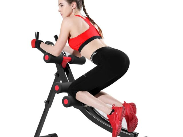 Fitlaya Fitness Ab Machine