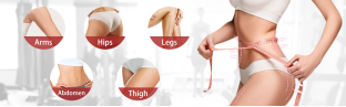 LANCS Hot Cream and Massage Gel