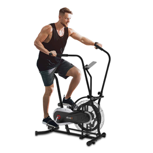 Ativafit Exercise Bike with Air Resistance System