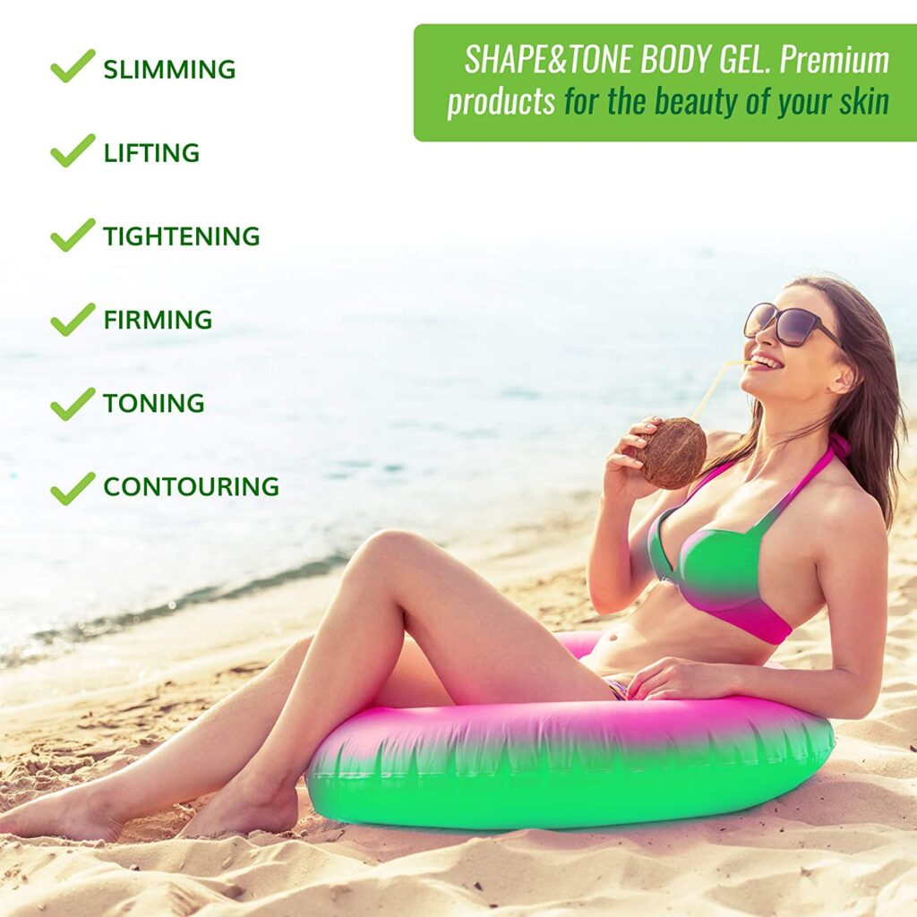 Body Gel with Numerous Benefits