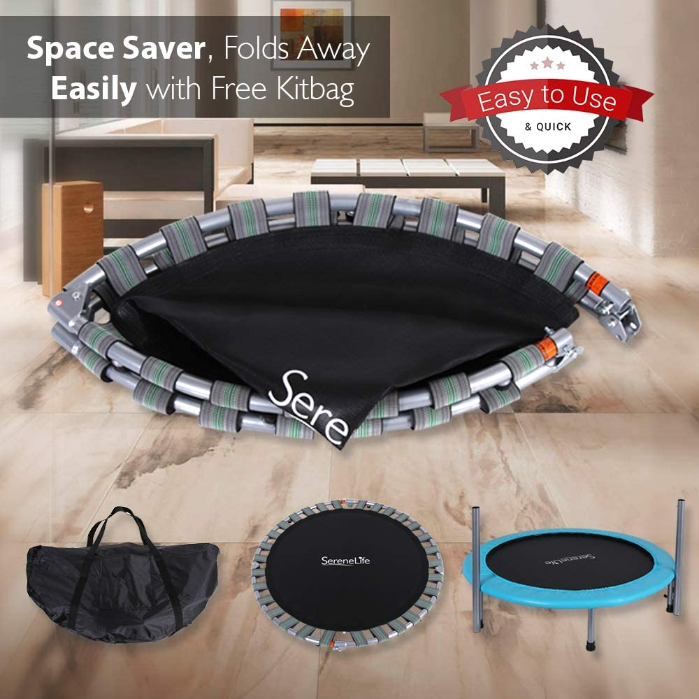 Foldable and Portable Trampoline