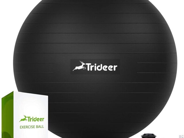 Exercise Ball / Yoga Ball From Trideer