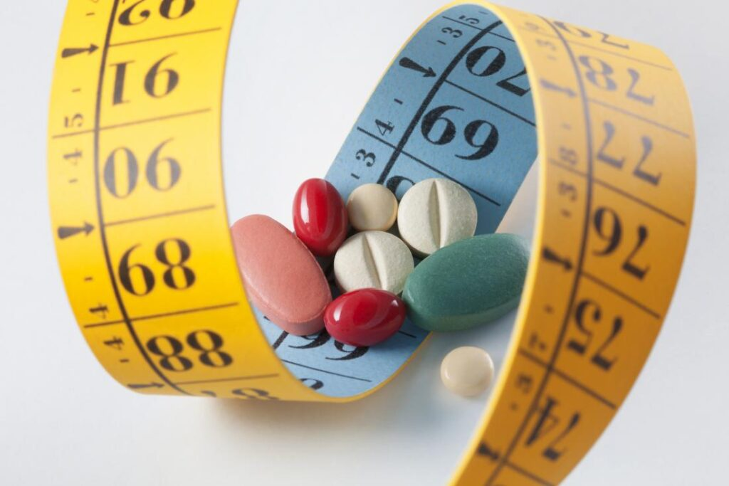How Do Weight Loss Supplements Work
