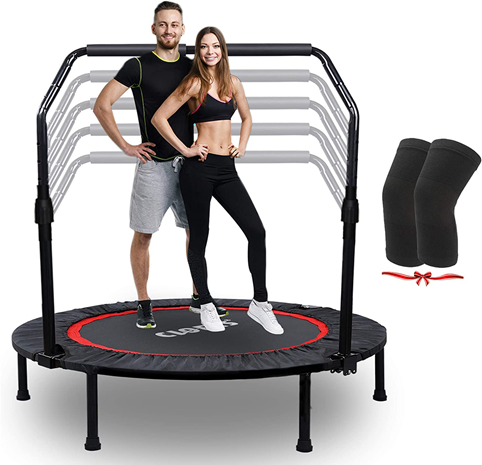 Top 10 Best Mini Trampolines for Heavy Adults