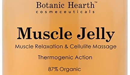 Botanic Hearth Natural Cellulite Cream and Muscle Jelly