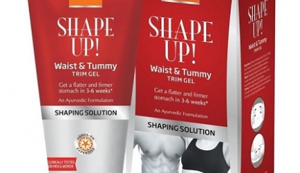 VLCC Waist and Tummy Trim Gels, Oils, and Creams